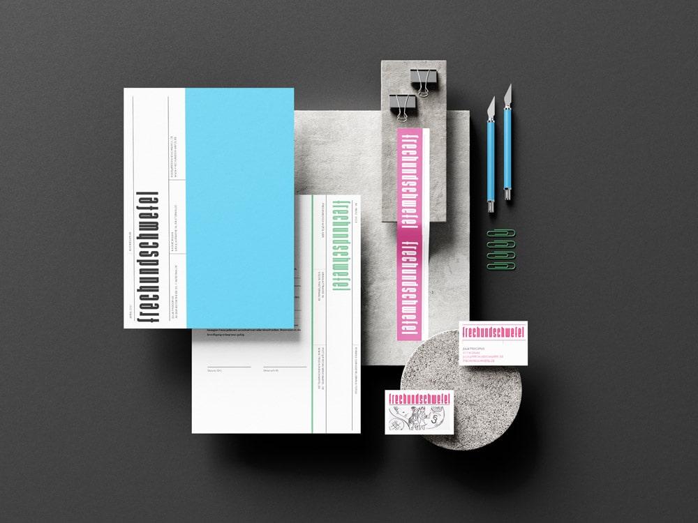 Corporate Design, Logogestaltung, Flyer, Briefpapier, Visitenkarten - Werbeagentur und Webdesign in Finsterwalde