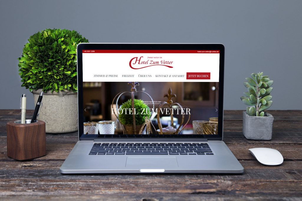 Webdesign - Werbeagentur in Finsterwalde