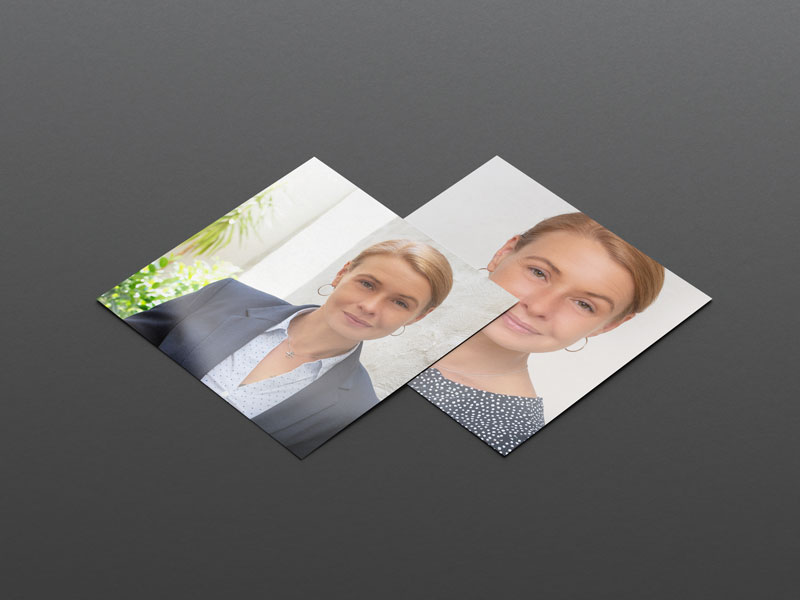 Passbilder und Bewerbungsfotos - Fotograf in Finsterwalde